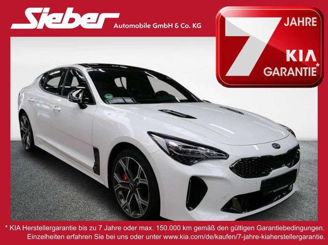 Stinger, 3.3 V6 T-GDI AWD GT *Glasdach*Navi*LED*