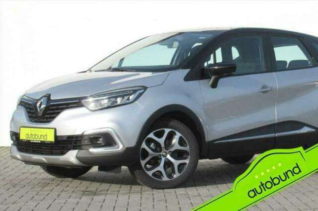 Renault, Captur, 1,3 TCe GPF Autom. Intens Navi LED Rüc...
