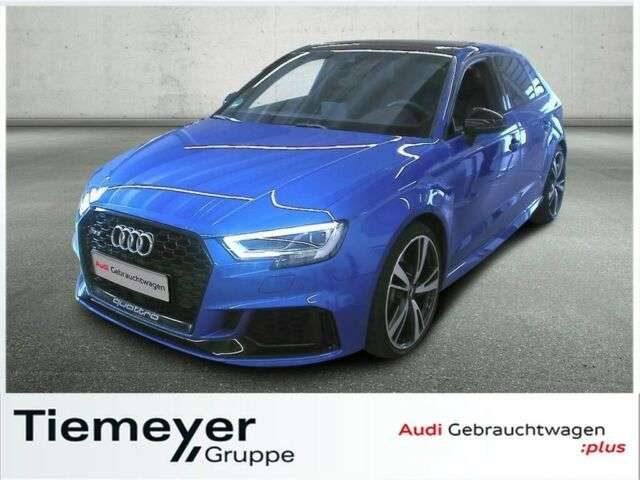 Audi, RS3, Sportback 2.5 TFSI Q RS-SITZE PANO S-AGA V-M