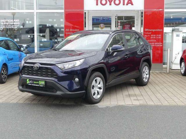 Toyota, RAV 4, 2.0 4x2 LED*TSS*Sitzheizung