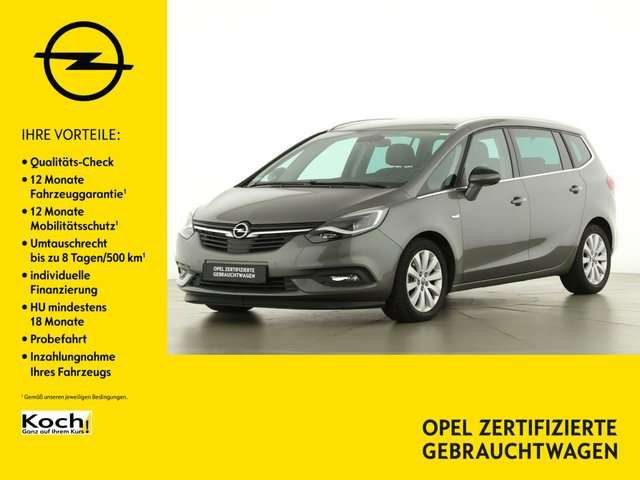 Opel, Zafira, 2.0 CDTI Innovation Navi+Sitzheizg+Kamera