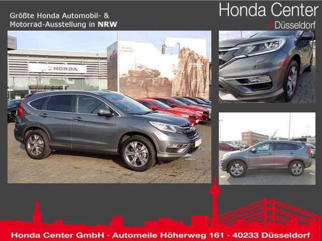 Honda, CR-V, 1.6 LIFESTYLE 4WD|Navi|Rückfahrkamera