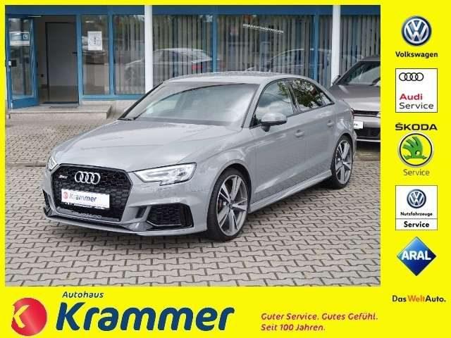 Audi, RS3, Limousine 2.5 TFSI quattro *280km/h*B&O*RS-Abgas*