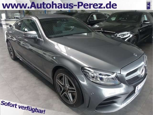 C 300, Coupe 9-G AMG NAVI-BEAM-SPUR-AMBIENTE-SPUR
