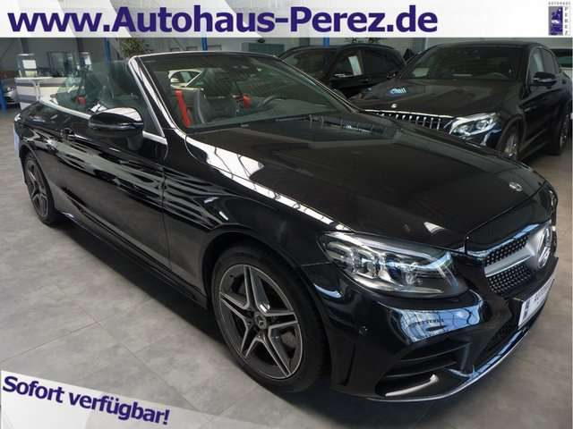 Mercedes-Benz, C 400, Cabrio 4M 9-G AMG COMAND-DISTR-AIRMATIC