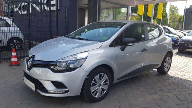 Renault, Clio, Clio IV 0.9 TCe 75 LIFE Klimaanlage
