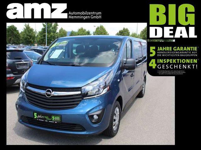 Opel, Vivaro, B 1.6 CDTI Combi L2H1 2.9t *Navi*