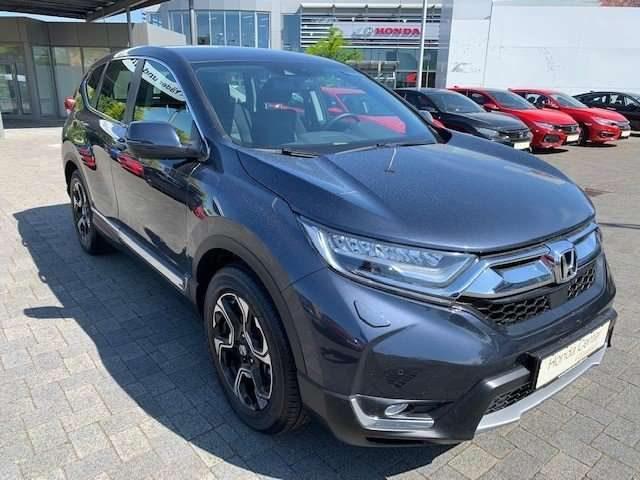 Honda, CR-V, 1.5T Elegance 2WD|Navi|Rückfahrkamera