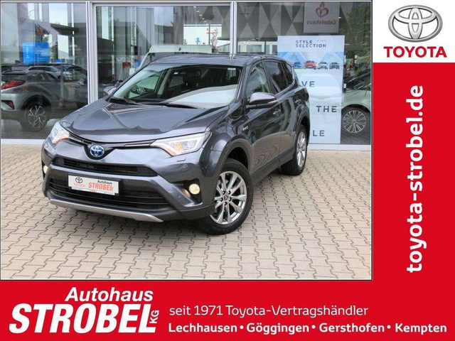 Toyota, RAV 4, 2.5 4x2 Hybrid Team Deutschland