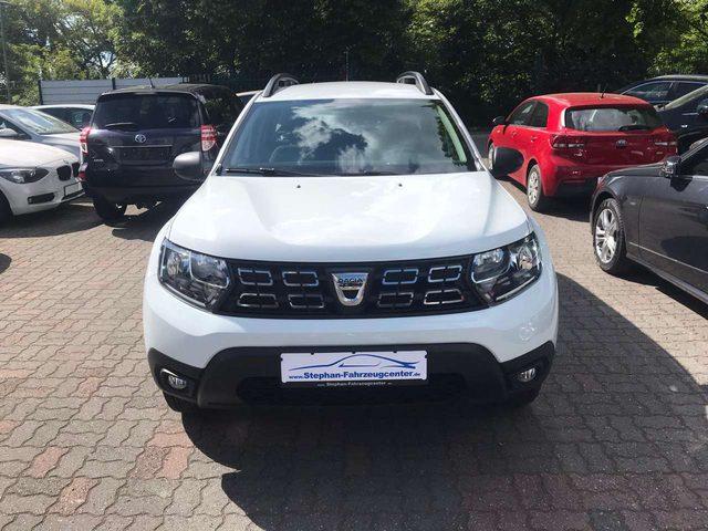 Duster, SCe 115 2WD Comfort mit Klimaanlage/PDC/ SHZ/ABS