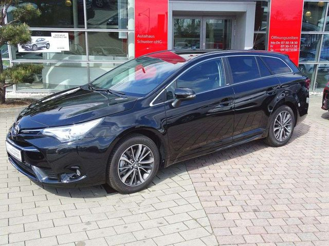 Toyota, Avensis, Touring Sports 2.0 D-4D Edition-S