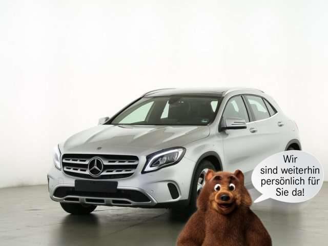 GLA 200, SUV URBAN/LED/NAVI/PANO/SHZ Navi/Panorama/Styling