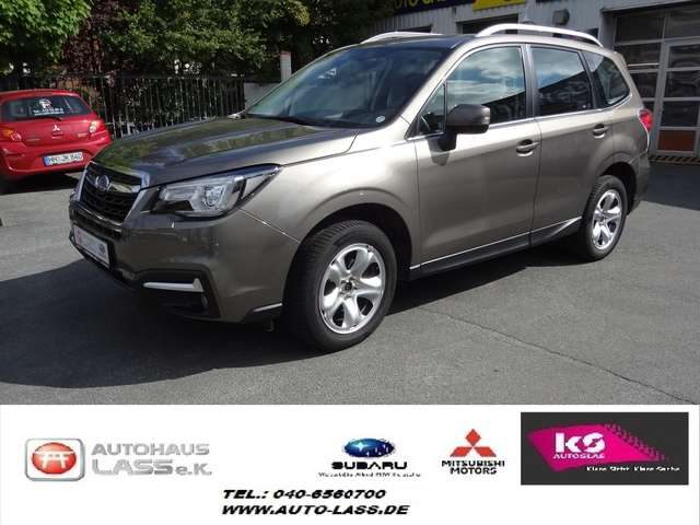 Forester, Exclusive 2.0X CVT 8 Fach Bere