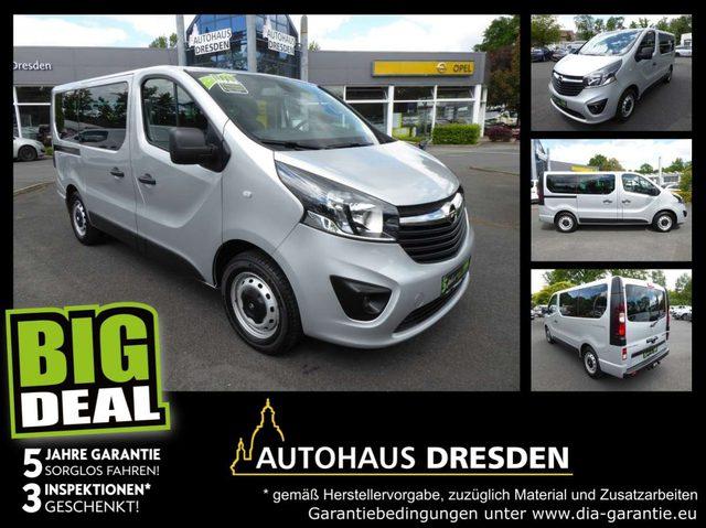 Opel, Vivaro, B 1.6 CDTI Biturbo L1H1 2.7t *Kurvenl.*