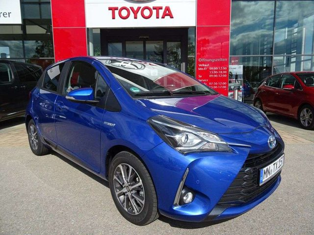 Yaris, Hybrid 1.5 VVT-i Y20 Club PlusPacket Connect