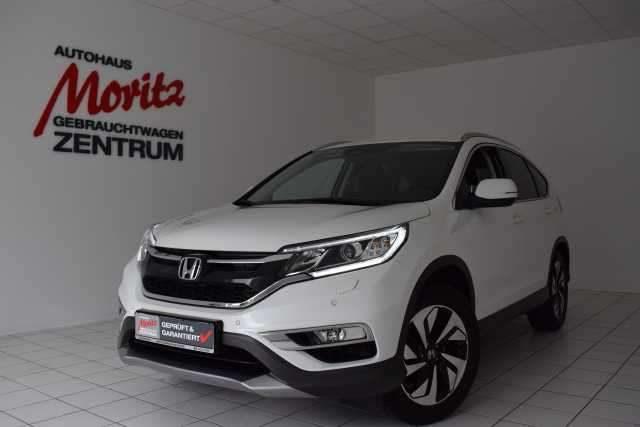 Honda, CR-V, 1.6i-DTEC Lifestyle 4WD *NAVI*BI XENON*