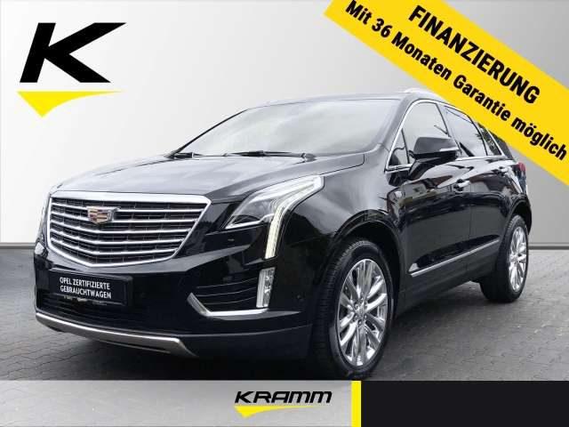 Cadillac, XT5, Platinum AWD 3.6 V6 LED Navi Dyn. Kurvenlicht Klim