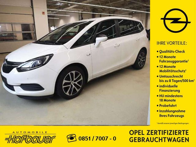 Zafira, 1.6 Turbo Start/Stop Edition