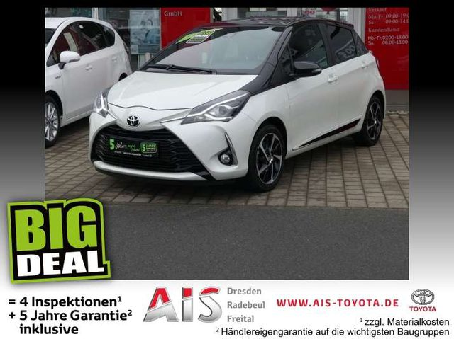 Toyota, Yaris, 1.5 Dual-VVT-iE Style Selection Navi*Sitzh