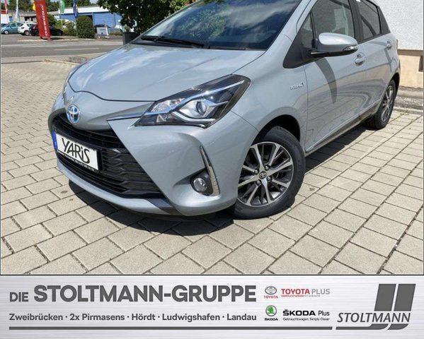 Toyota, Yaris, Hybrid 1.5 VVT-i Y20 Club