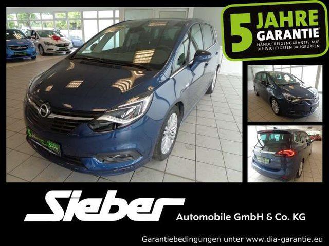 Opel, Zafira, C 2.0 CDTI Innovation **NAVI*LED**