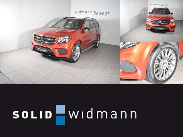 GLS 350, d 4M *AMG*Harman*Fond-tv*Comand*LED*