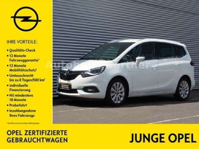 Opel, Zafira, C Innovation Start/Stop