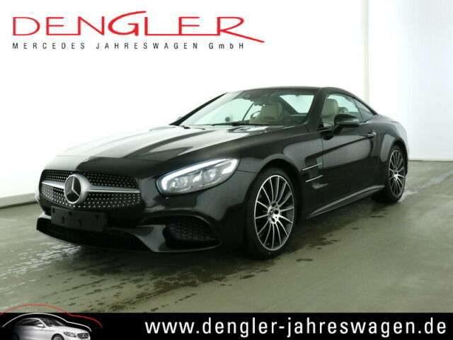 SL 500, LEDER INGWERBEIGE*NP: 151963 EUR AMG Line