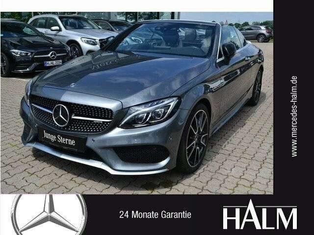 C 43 AMG, Mercedes-AMG C 43 4MATIC Cabriolet
