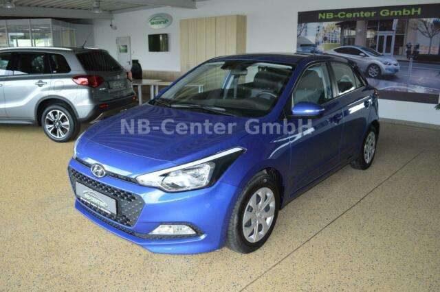 Hyundai, i20, 1.4 A/T Comfort Tempo*PDC*Sitzheizung*Klima