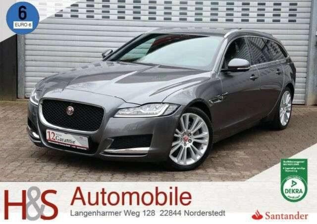 Jaguar, XF, AWD SPORTBRAKE Portfolio JAGUAR-CARE