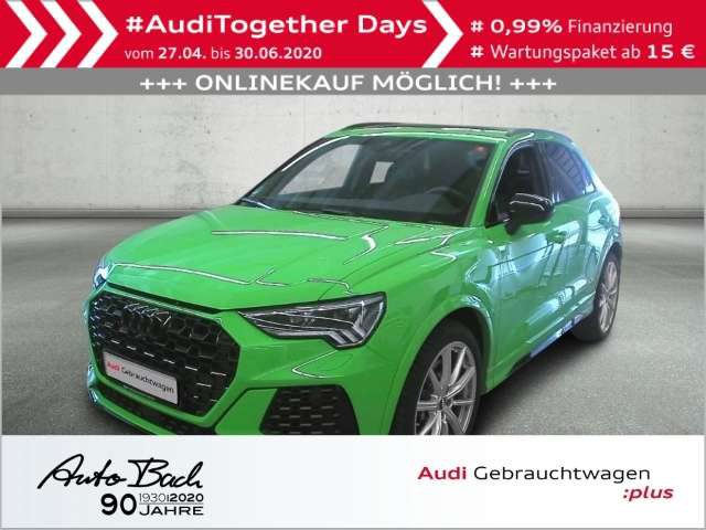 Audi, RS Q3, 2.5TFSI qu. Stronic Navi Matrix-LED Panorama B&O v