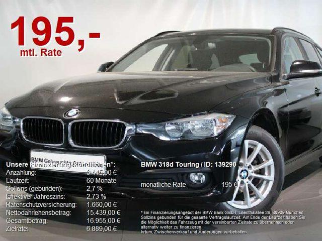 318, d Touring Advantage 16LM.Navi Business