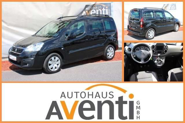 Peugeot, Partner, Tepee 1.2 PureTech 110 Allure *Bluetooth