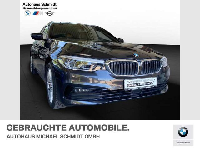 520, d SPORT LINE+AHK+STANDHEIZUNG+PANORAMA+DAB+LIVE CO