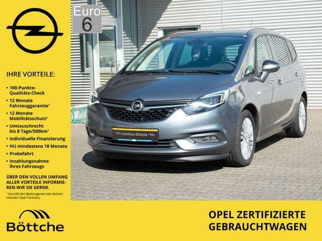Opel, Zafira, 1.6 CDTI NAVI LED STANDHZ W-LAN EU6