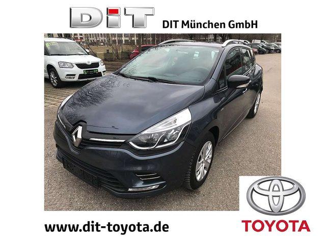 Renault, Clio, IV Grandtour 1.2 Limited *5 Jahre Garantie*LE