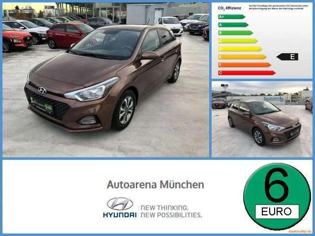 Hyundai, i20, 1.2 Classic Radio, Klima Bluetooth