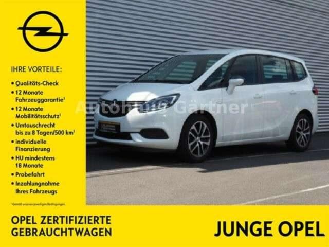 Opel, Zafira, C Edition Start/Stop*AHK*Freisprec