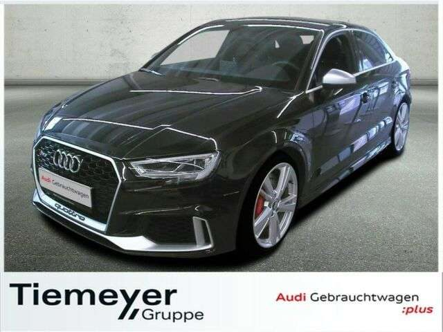 Audi, RS3, Limo TFSI Q LM19 Sportabgas Virtual