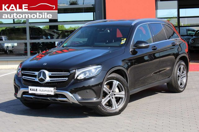 GLC 220, d 4Matic*OffroadPaket*AMG-Int.*COMAND*Distronic*
