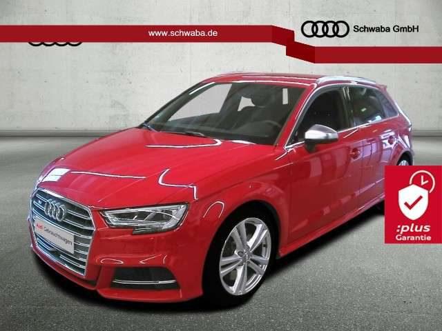 Audi, S3, Sportback S-tronic *LED*VIRTUAL*NAV*ACC*5J-G*