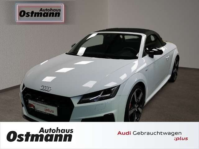 Audi, TT, Roadster 45 TFSI quattro Klima*LED*Navi
