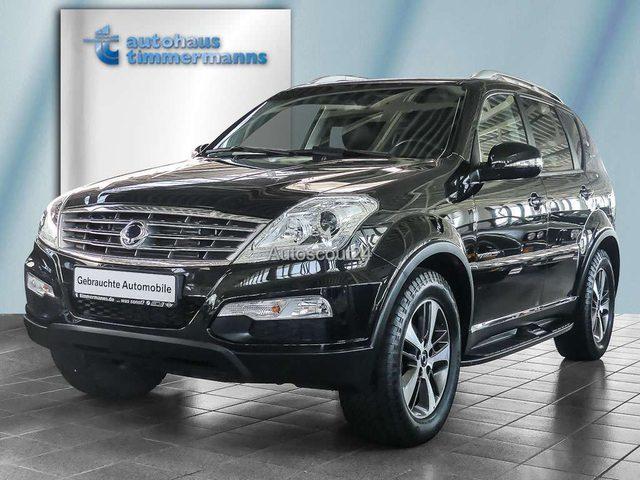 REXTON, 2.2 Diesel e-XDi 220 Executive 4WD AHK
