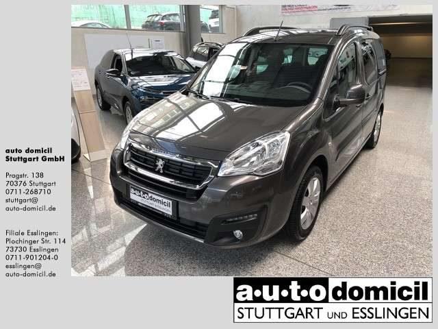 Peugeot, Partner, Tepee 1.6 BlueHDi 120 FAP Active