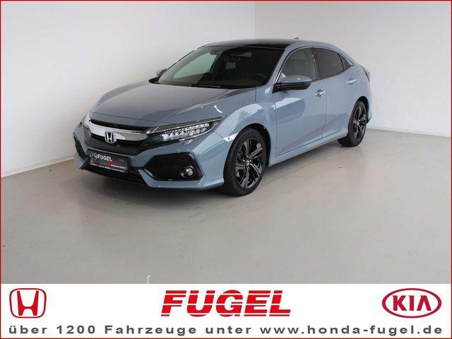 Honda, Civic, 1.5i-VTEC Prestige CVT LED|SHZ|GD