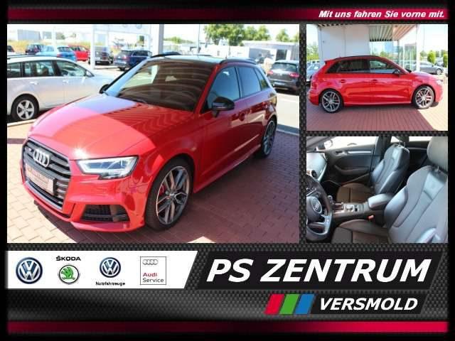 Audi, S3, Sportback 2.0 TFSI quattro S-Tronic LED, Navi,