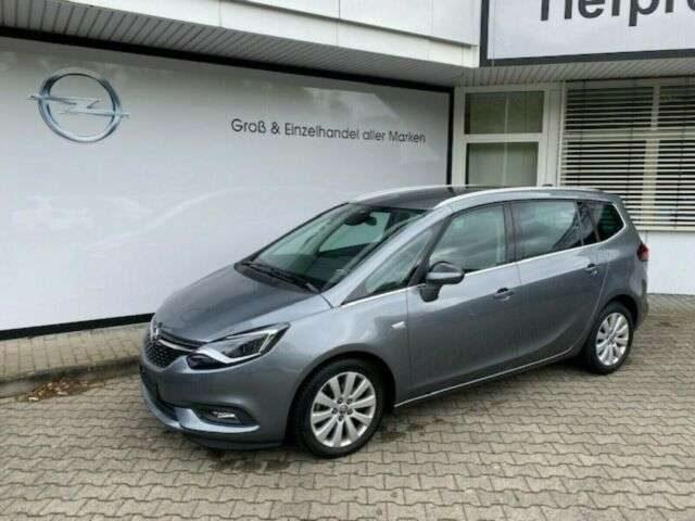 Opel, Zafira, C Innovation Top Ausstattung