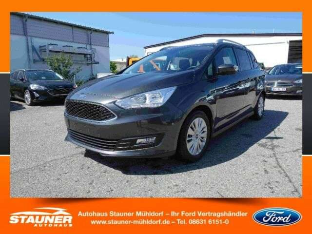 Ford, Grand C-Max, 1.0 EcoBoost Cool&Connect NAVI