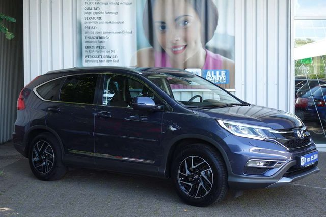 CR-V, 1.6 DTEC *EU6*NAVI*CAMERA*AHK*